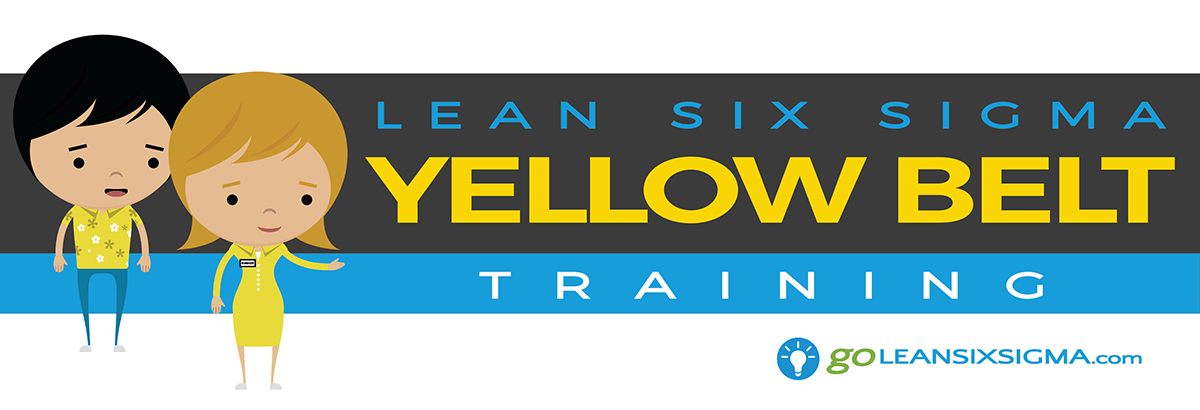 Online Yellow Belt Training Course Outline Goleansixsigma