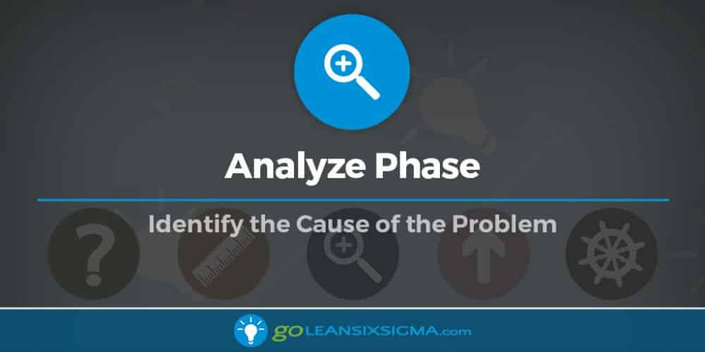 Analyze – Phase 3 (of 5) of Lean Six Sigma - GoLeanSixSigma com