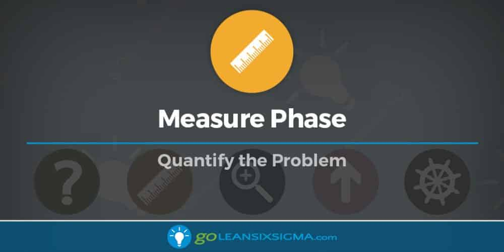 Measure Phase - GoLeanSixSigma.com