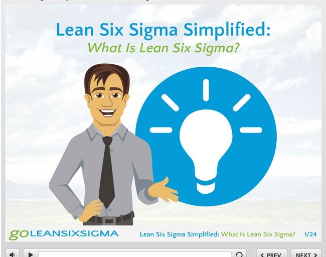 Webinar: What Is Lean Six Sigma?