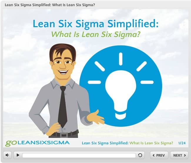 What Is Lean Six Sigma Webinar Large