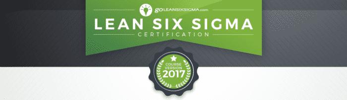 Lean Six Sigma Certificate 2017 - GoLenSixSigma.com