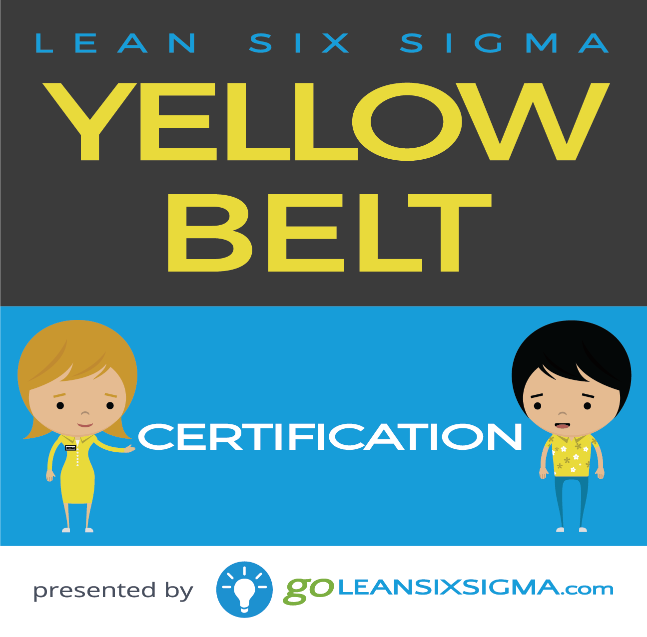Lean and six sigma courses goleansixsigma yellow belt training certification xflitez Images