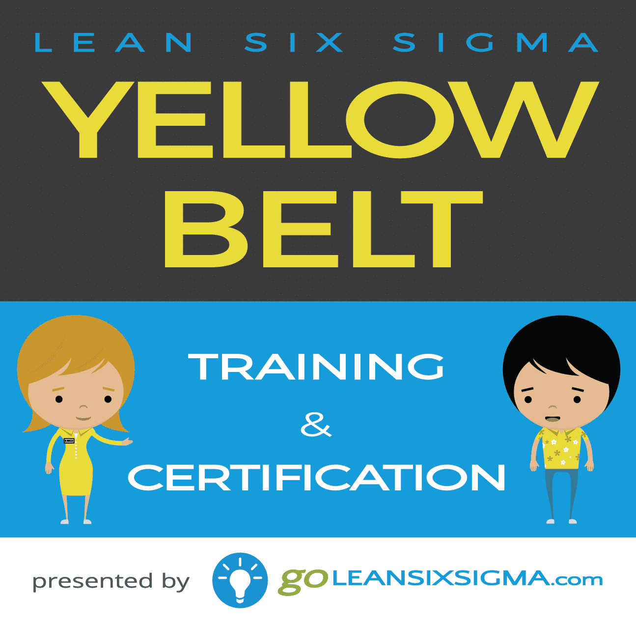 Box Training Certification Yellow Belt GoLeanSixSigma.com