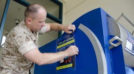 Cheif Warrant Officer 3 Joseph Banks