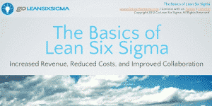 Lean-Six-Sigma-Introduction-In-27-Slides