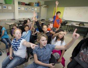 Lean Six Sigma School Project