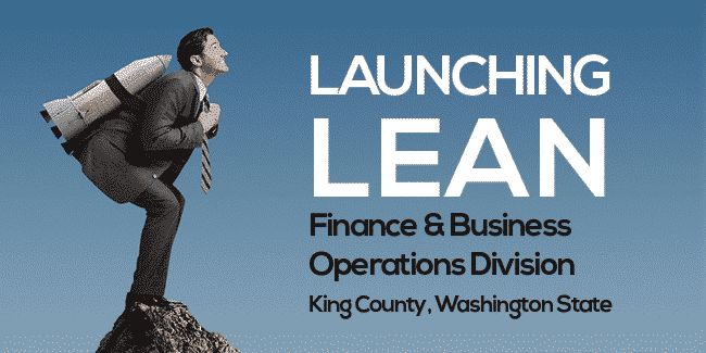 Launching Lean At The Finance Business & Operations Department