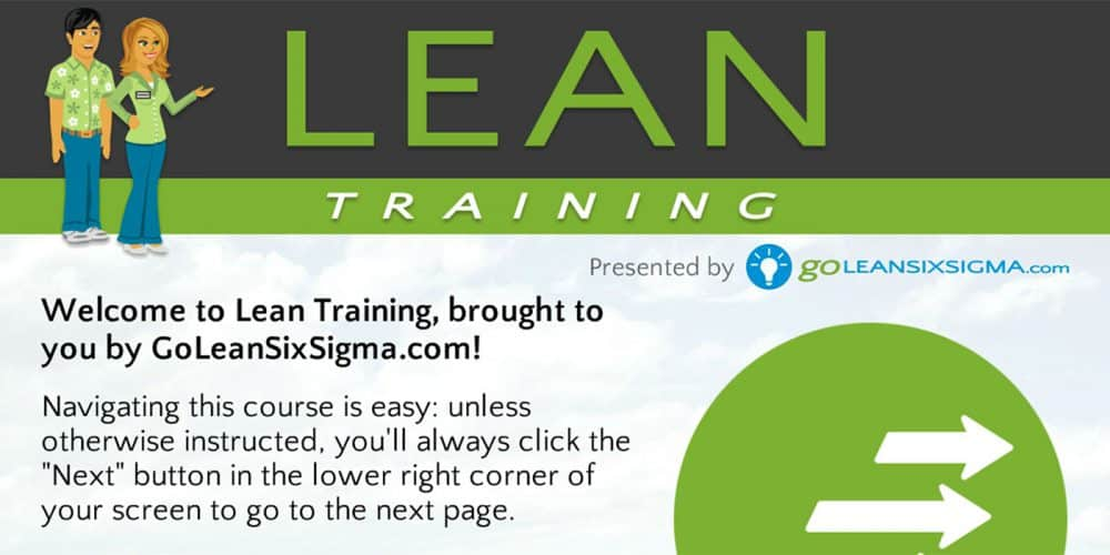 Free Introduction To Lean Training