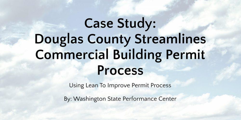 Case Study Douglas County – Summary – GoLeanSixSigma.com