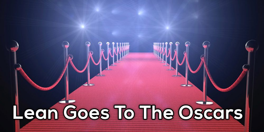 Lean Goes To The Oscars - GoLeanSixSigma.com