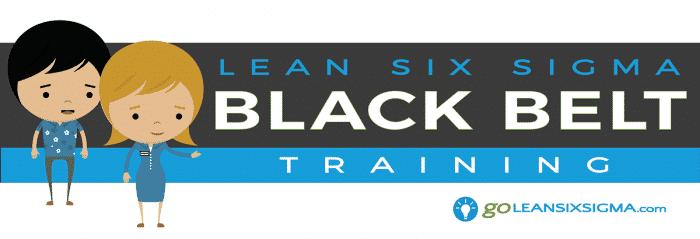 Lean Six Sigma Black Belt Training - GoLeanSixSigma.com