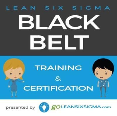 Black Belt Training & Certification - GoLeanSixSigma.com
