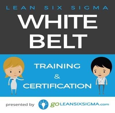 White Bet Training & Certification - GoLeanSixSigma.com