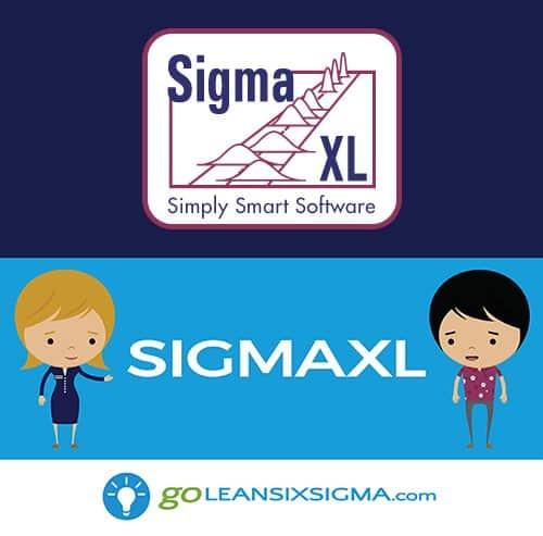 SigmaXL - GoLeanSixSigma.com