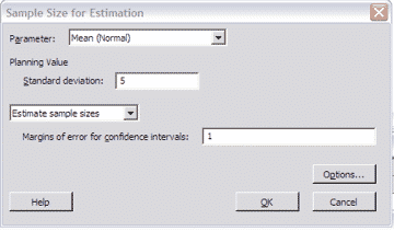 SampleSizeCalculationContinuous-Minitab-Estimation-2