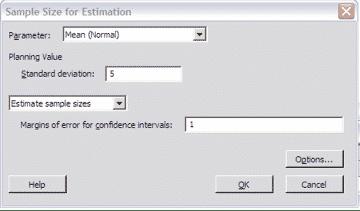 SampleSizeCalculationContinuous-Minitab-Estimation-2