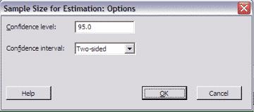 SampleSizeCalculationContinuous-Minitab-Options-2