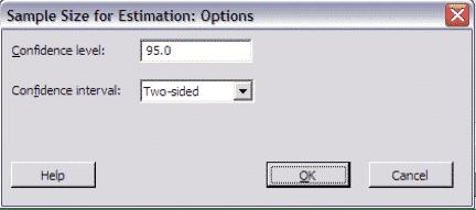 SampleSizeCalculationDiscrete-Minitab-Options