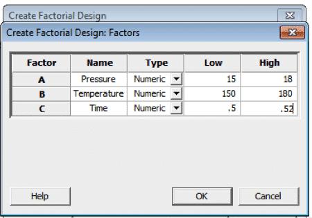 DOE-Minitab-FullFactorial-4-Factors