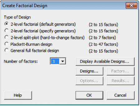 DOE-Minitab-FullFactorial-Design