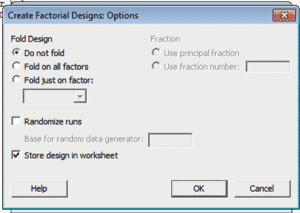 DOE-OFAT-Minitab-4-Designs
