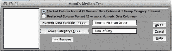 MoodsMedian-SigmaXL-Settings