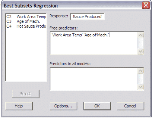 MultipleRegressionTest-Minitab-Settings2