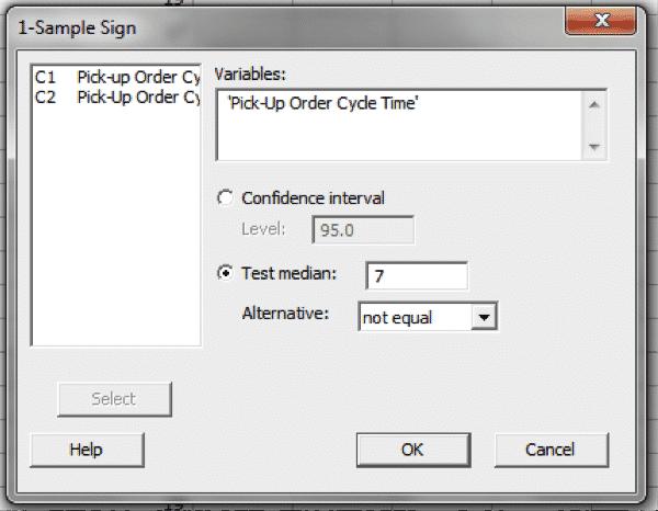 OneSampleSign-Minitab-Settings