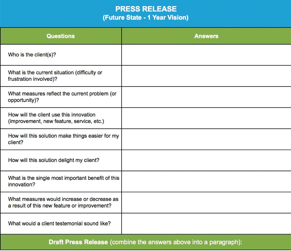 Press Release - GoLeanSixSigma.com