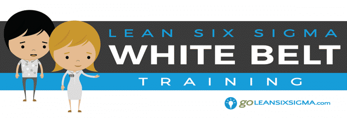 Lean Six Sigma White Belt Training - GoLeanSixSigma.com