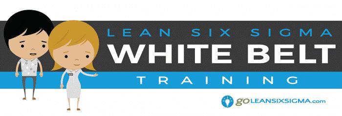 Lean Six Sigma White Belt Training - GoLeanSixSigma.com