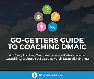 Go-Getters Guide To Coaching DMAIC