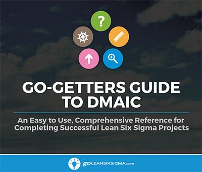 Go-Getters Guide To DMAIC