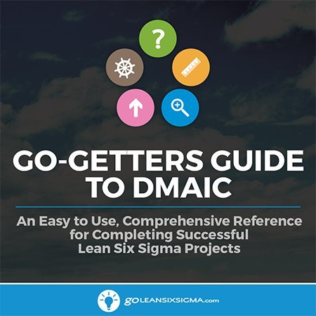 Go-Getter's Guide To DMAIC