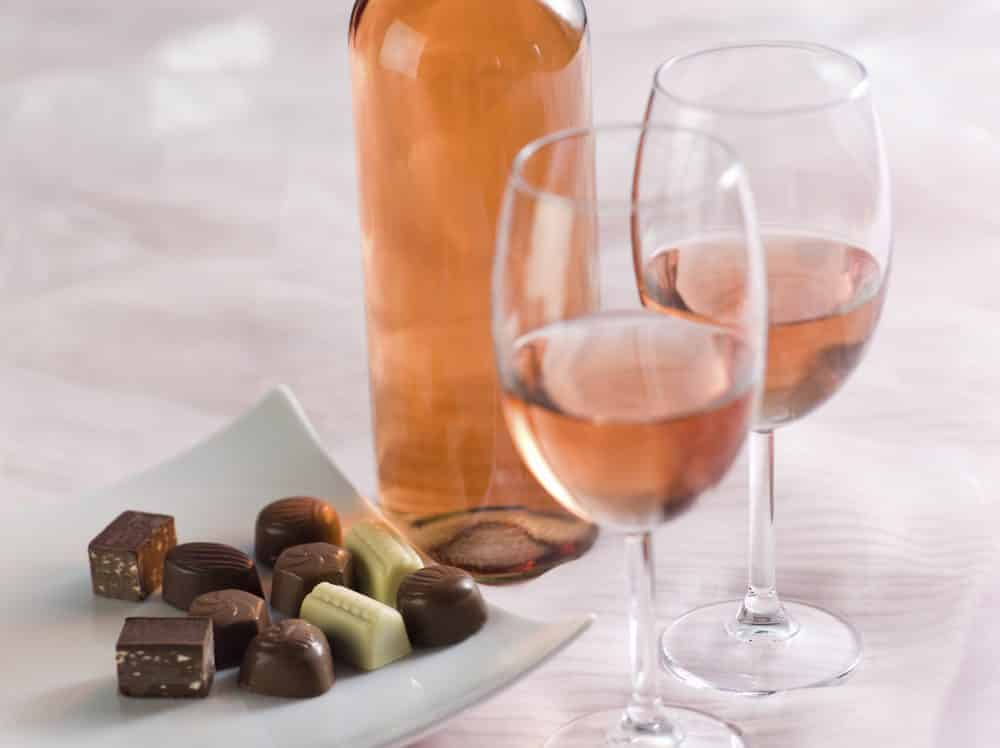 Wine and chocolate - GoLeanSixSigma.com