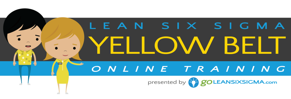 Now Available Free Lean Six Sigma Yellow Belt Training