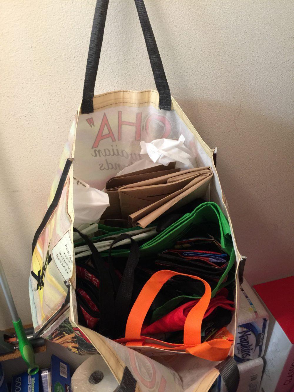 Reusable Bags - GoLeanSixSigma.com