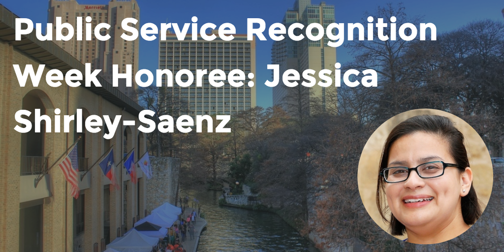 Public Service Recognition Week Honoree Jessica Shirley Saenz – GoLeanSixSigma.com Png
