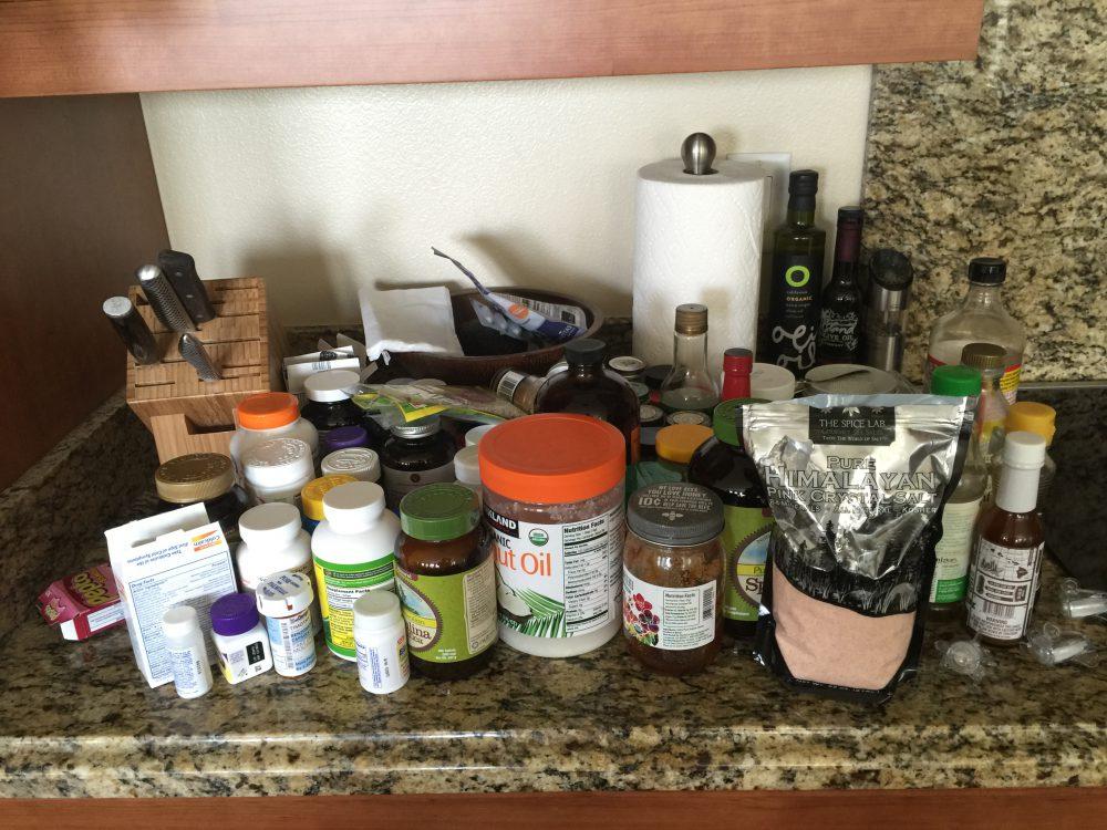 Medicine Cabinet - Sort