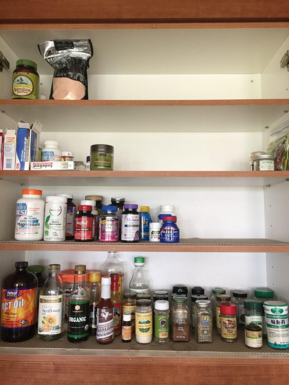 Medicine Cabinet - Standardize