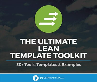 The Ultimate Lean Template Toolkit - GoLeanSixSigma.com