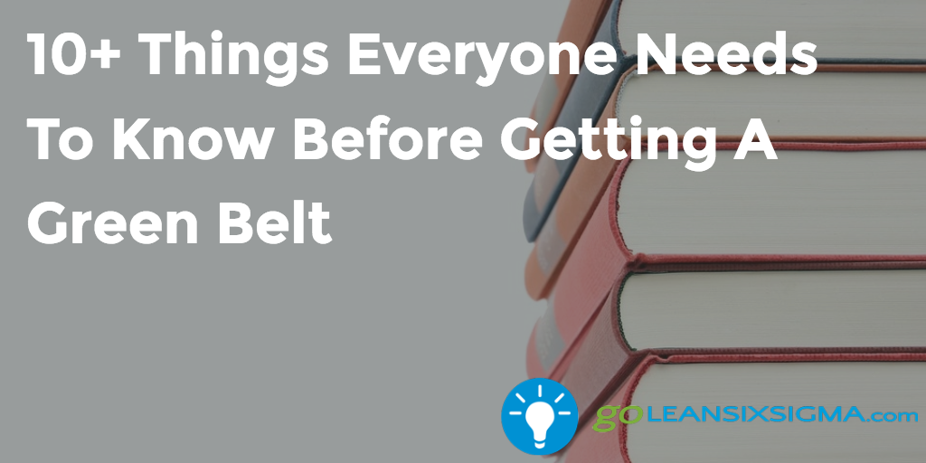 10+ Things Everyone Needs To Know Before Getting A Green Belt