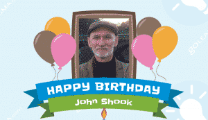 Happy Birthday - John Shook - GoLeanSixSigma.com