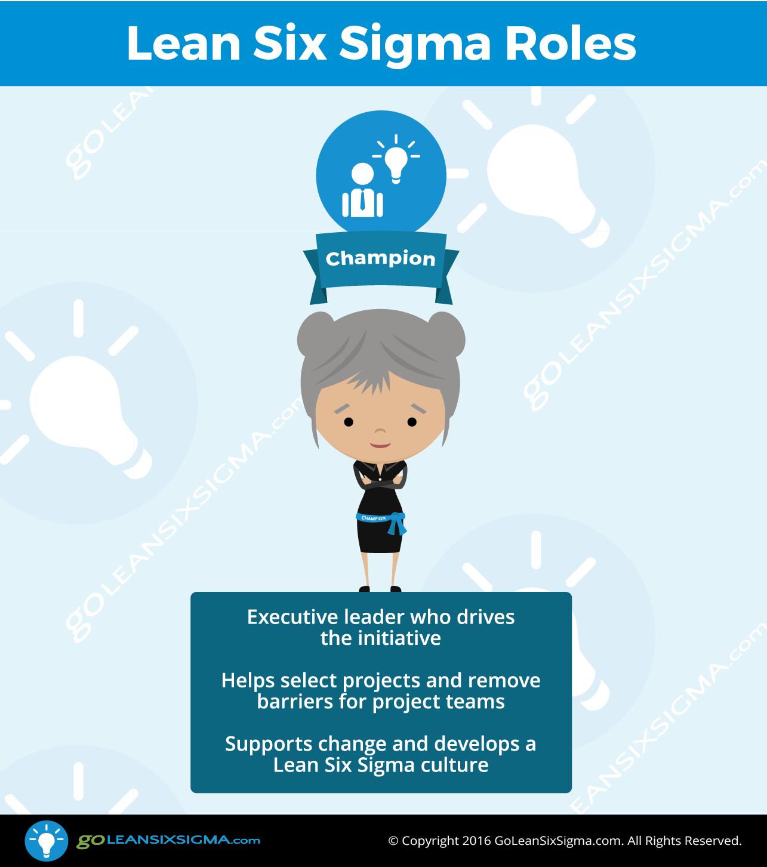 Champion-Role_GoLeanSixSigma.com