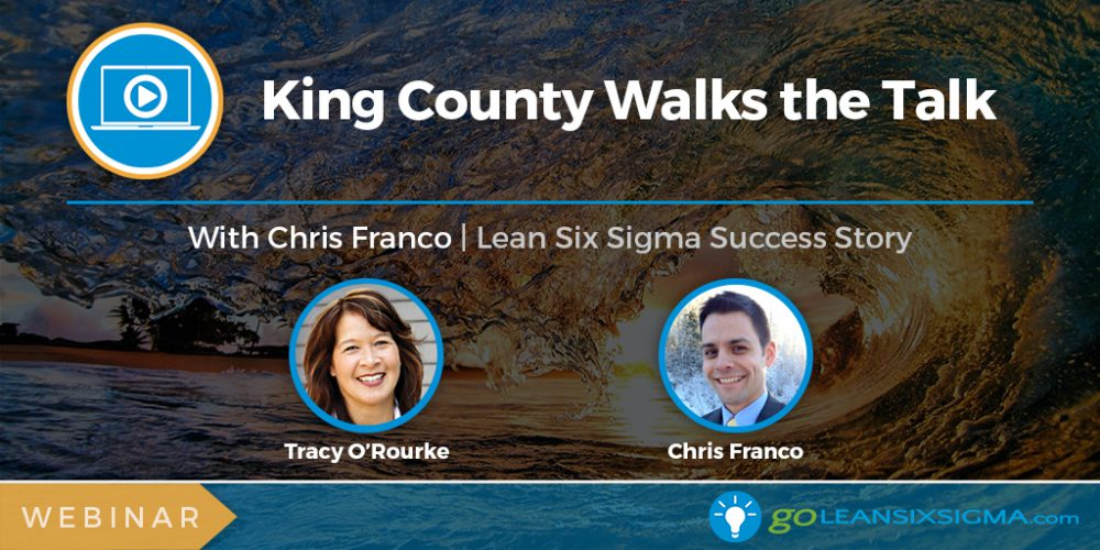 Project Presentation Webinar: King County Walks The Talk With Chris Franco