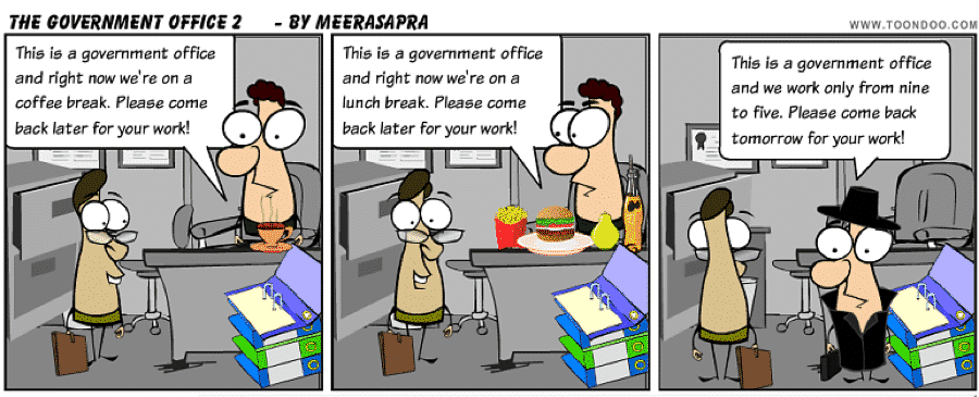 The Government Office - By Meerasapra