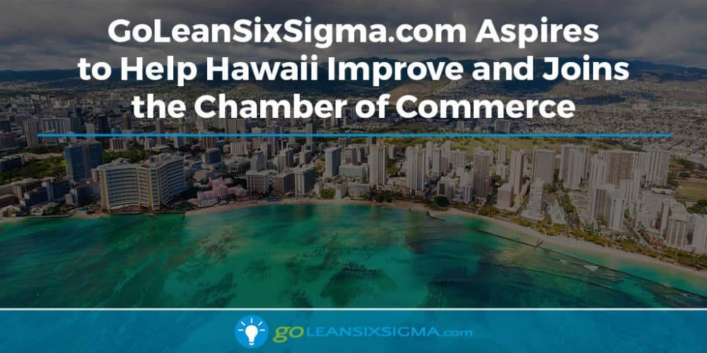 Blog Banner Glss Joins Chamber Of Commerce Goleansixsigma Com