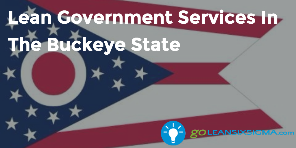 Lean Government Services In The Buckeye State