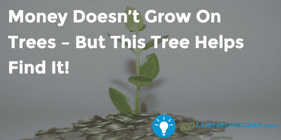 Money Doesn't Grow On Trees – But This Tree Helps Find It!